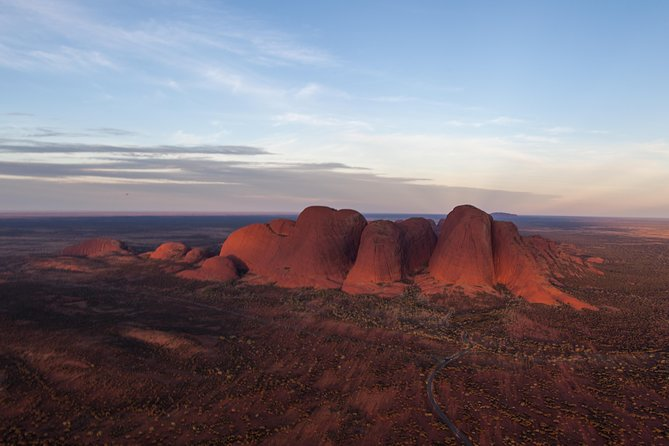 Uluru and Kata Tjuta Fixed-Wing 40-Minute Scenic Flight