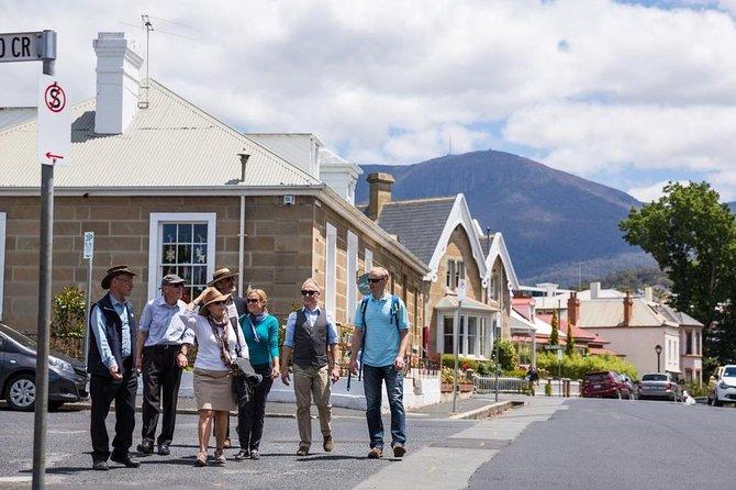 Grand Hobart Walking Tour