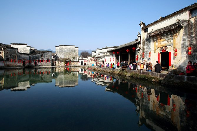 Wuzhen Image: Coach Day Tour with Lunch from Hangzhou