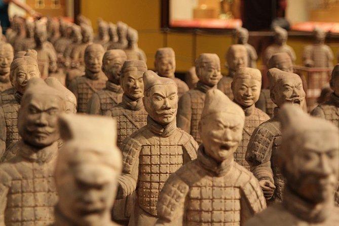 Xian 2 Days Tour til Terracotta Army pluss Old City Wall og Muslim Street