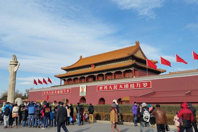 Forbidden City and Imperial Garden Tour in Beijing
