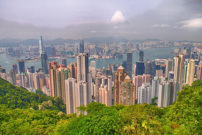 Morning Tour - Deluxe Hong Kong Island Tour with Hotel Pickup in Kowloon