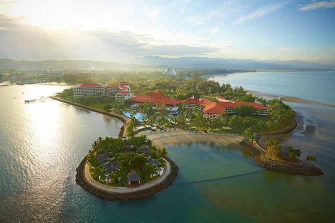 3-Night 5-star Tanjung Aru Beach Resort Package in Kota Kinabalu & Klias Wetland