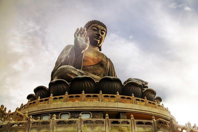 Lantau Island Cable Car Tour and Tai O Boat Ride with Ferry Transfers from Macau