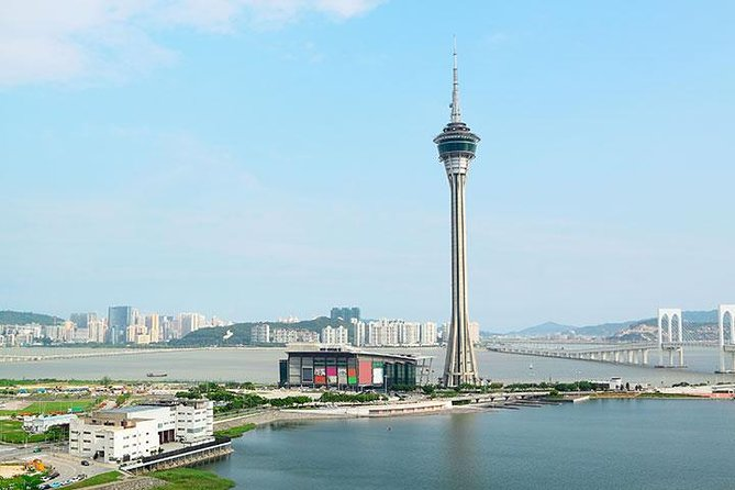 E-Ticket: Torre de Macau