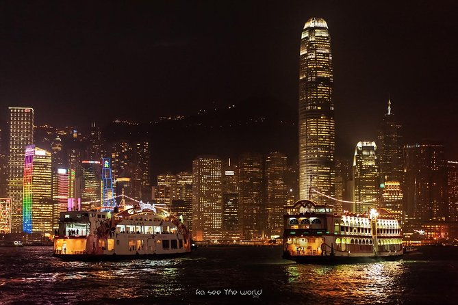 Hong Kong Afternoon Sightseeing Tour Plus Dinner Cruise with Hotel Pickup from Kowloon area photo 3
