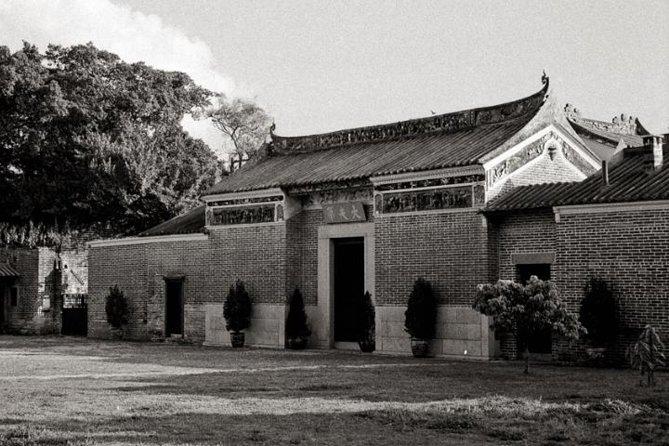 Coach Tour: Hong Kong Heritage Discovery
