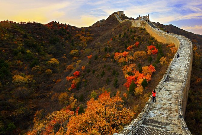 Group Coach Day Tour to Gubei Water Town and Simatai Great Wall photo 1