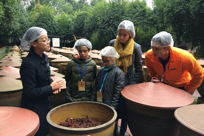 Sichuan Cuisine Museum Tour With Hotel Pickup