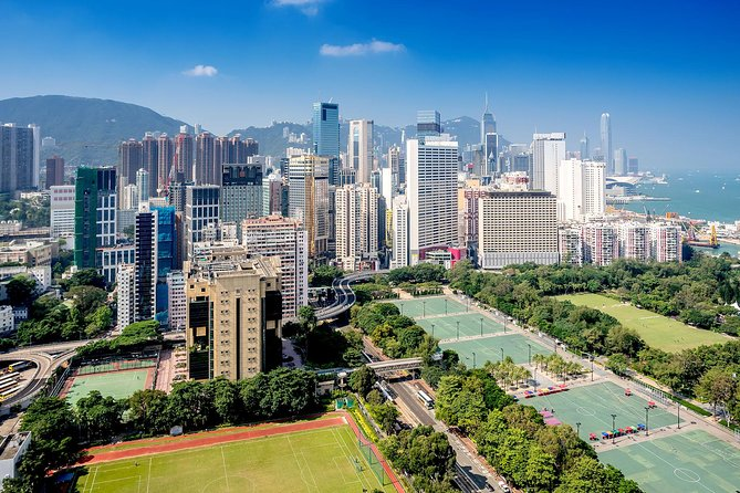 Hong Kong Layover City Tour with 2-way Airport Express Transfer