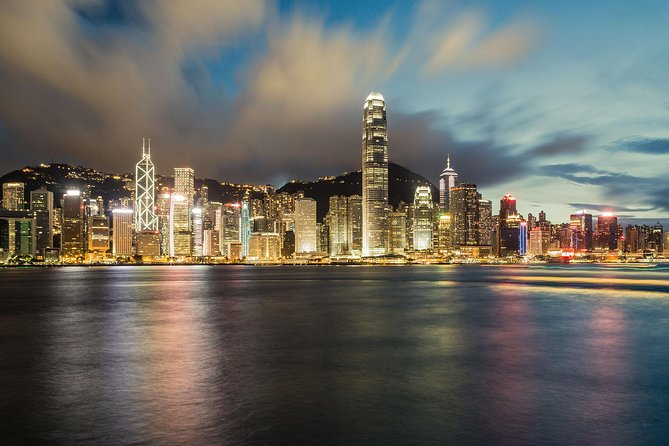 Hong Kong Sightseeing Tour With Dinner Cruise From Shenzhen