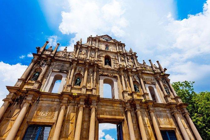 Excursão turística de um dia a Macau com traslado para Hong Kong