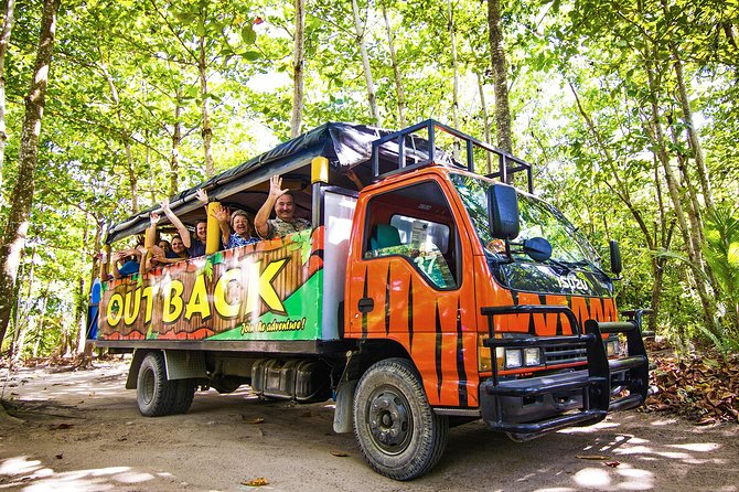 Outback Cultural Adventure Tour from Puerto Plata