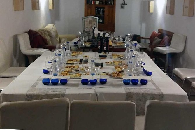 Cheese, Oil, and Wine Tasting