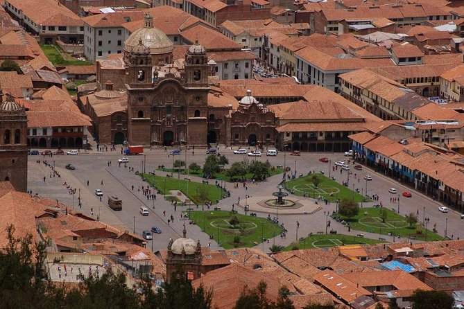 City Cusco Sightseeing Tour