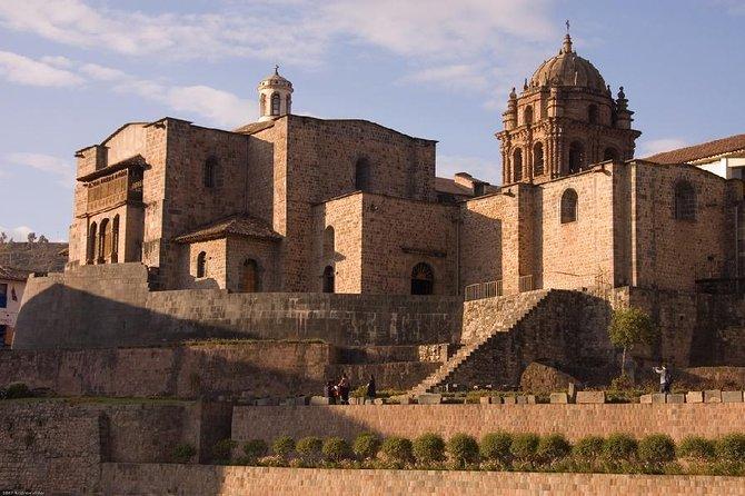Cusco Walking Tour: Inca Museum, Koricancha Temple and San Pedro Market