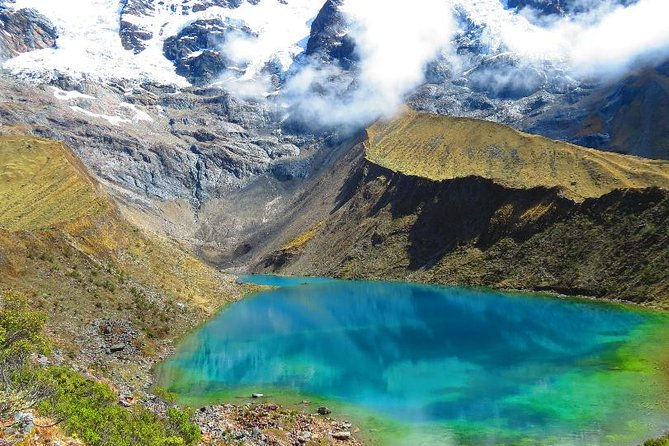 Small-Group Humantay Lake and Salkantay Mountain Hike from Cusco