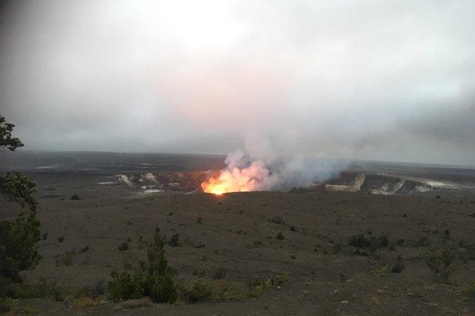 Hawaii Volcanoes National Park Volledige dagtour vanuit Kona