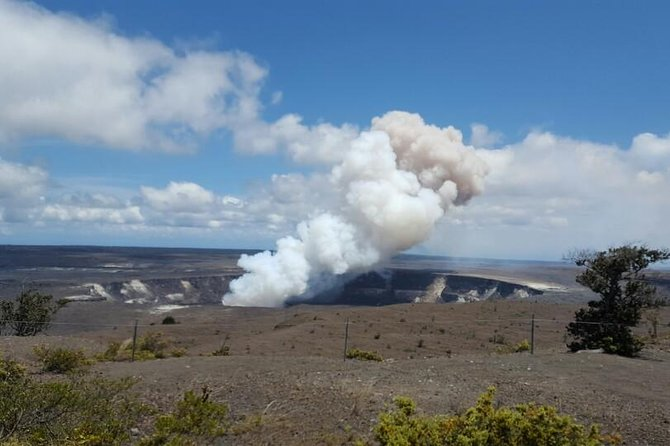 Hawaii Volcano Adventure Tour from Hilo