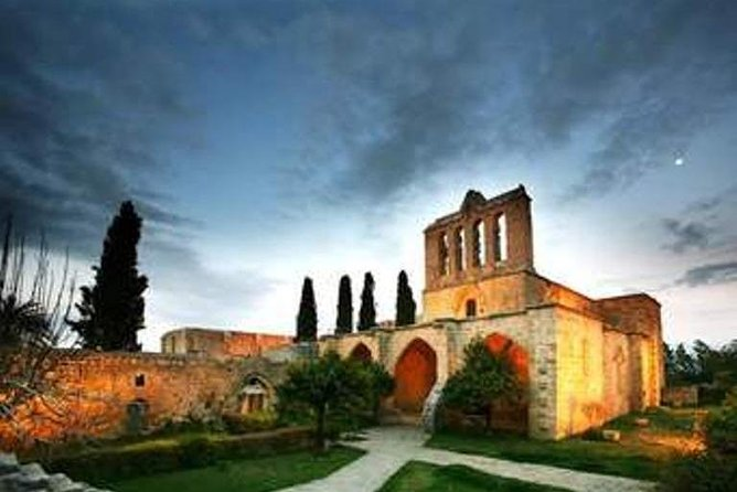 Day Tour: St Hillarion and Bellapais from Nicosia