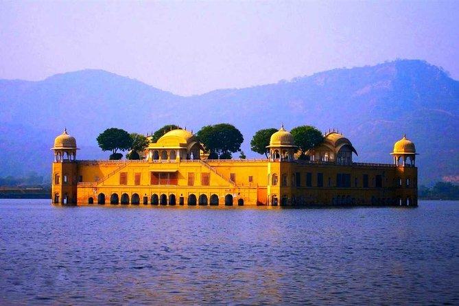 2 Days Quick Golden Triangle Tour : Delhi Agra and Jaipur