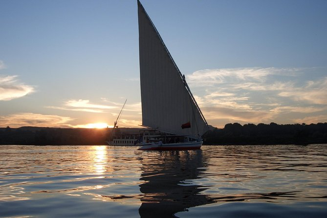 Felucca Cruise på Nilen fra Kairo