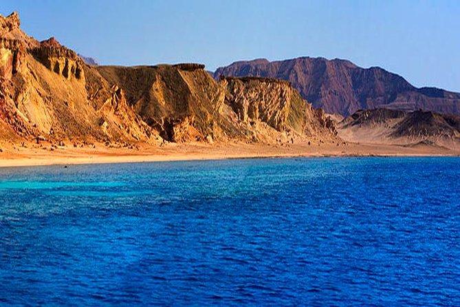 Tiran Island From Sharm El Sheikh Small-Group Tour