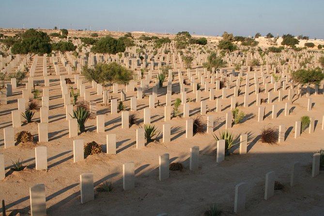 Excursion privée d'une journée à El Alamein au départ d'Alexandrie