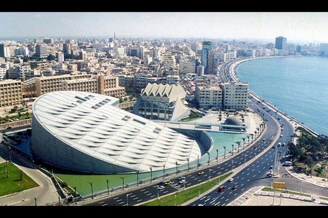 Höhepunkte Alexandria von Kairo