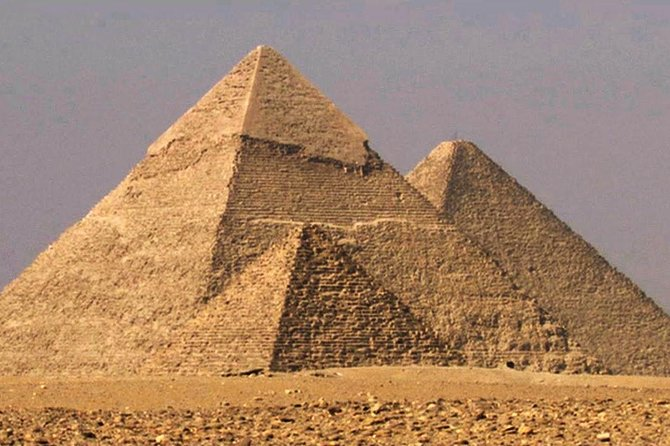 Pyramids Memphis Sakkara Via Alexandria