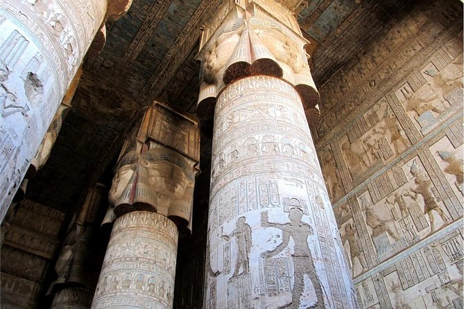 Dendera and Abydos Private Day Tour from Luxor
