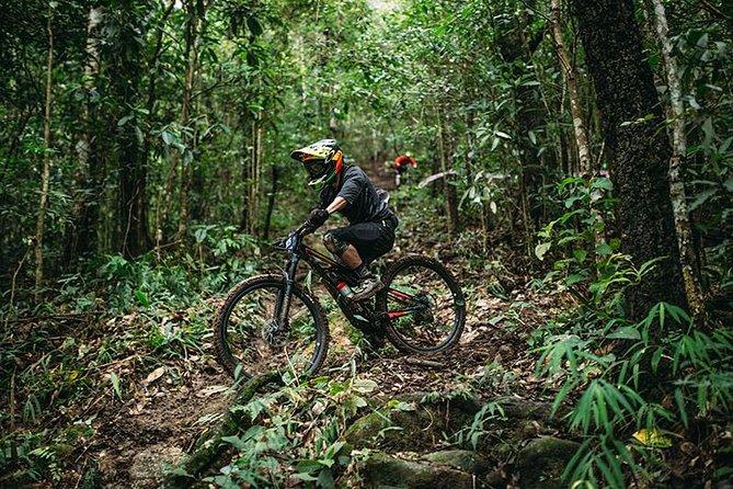 Numb Trail Mountain Biking Tour Chiang Mai