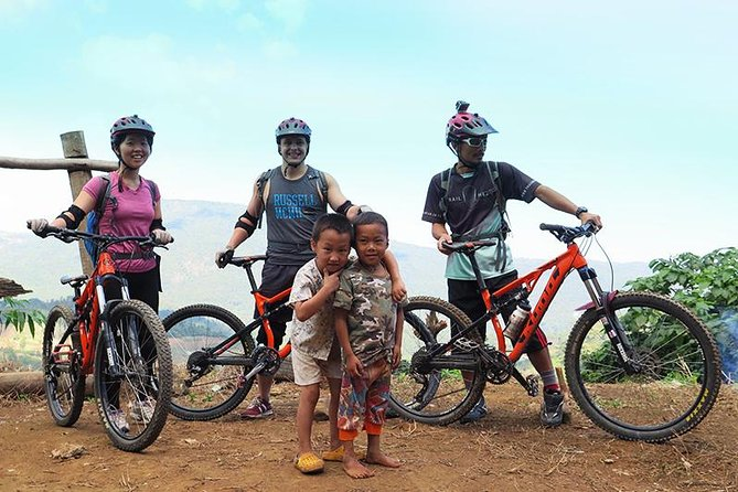 Buffalo Soldier Trail Mountain Biking Tour from Chiang Mai with Lunch