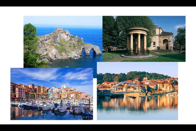 Biscay coast