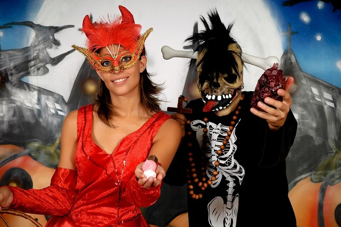 2-Day Halloween Party in Sighisoara Citadel from Brasov photo 1