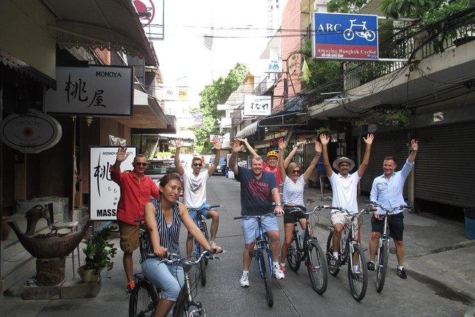 Green Bangkok Bicycle Tour