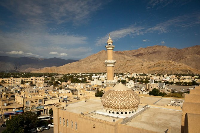 Small Group Day Trip to Nizwa Fort and Jabreen Castle from Muscat photo 3