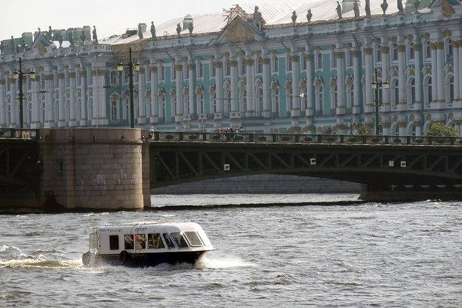 St Petersburg Boat Trip Through Rivers and Canals photo 7