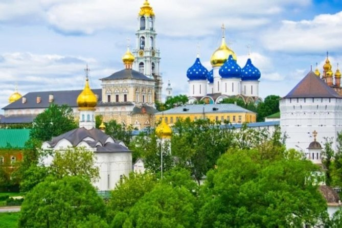 Sergiev Posad: The Holy Capital of Russia