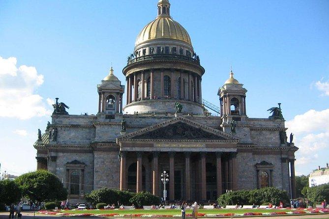 Privater Spaziergang: Geschichte von Sankt Petersburg