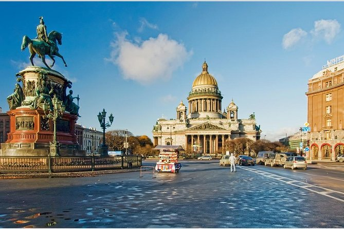 Simply The Best of Saint Petersburg 2 day mini-group Shore Excursion