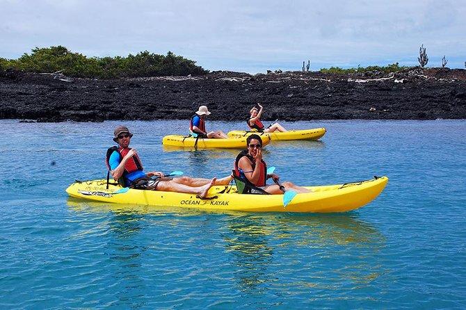 5-Day Galapagos Islands plus Bike, Kayak, Hike, Snorkel