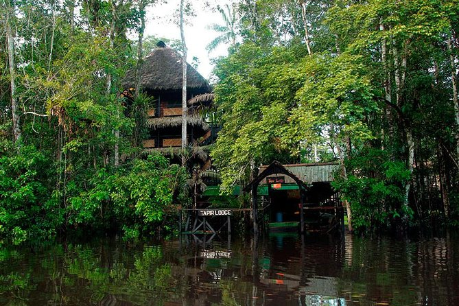 4-Day Ecuador Amazon Jungle Tour - Lodge in Cuyabeno Reserve