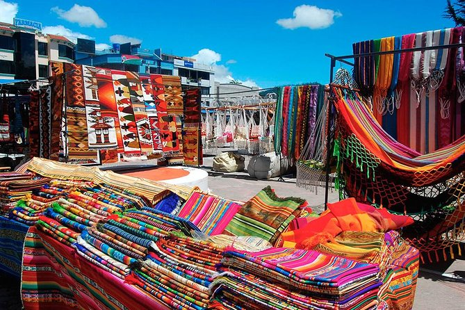 Otavalo Marketplace and Cotacachi Town from Quito 2020