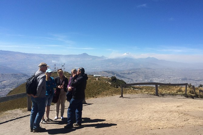 Full Quito City Tour including Middle of the World and Teleferico Cable Car photo 8