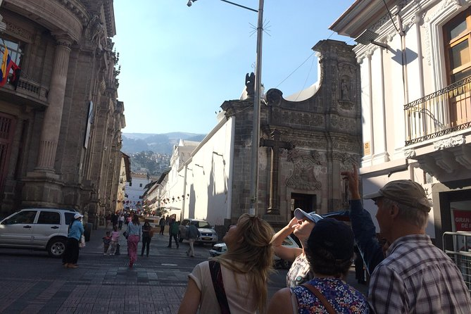 Half-Day Quito City Tour visiting Historical Center and Panecillo