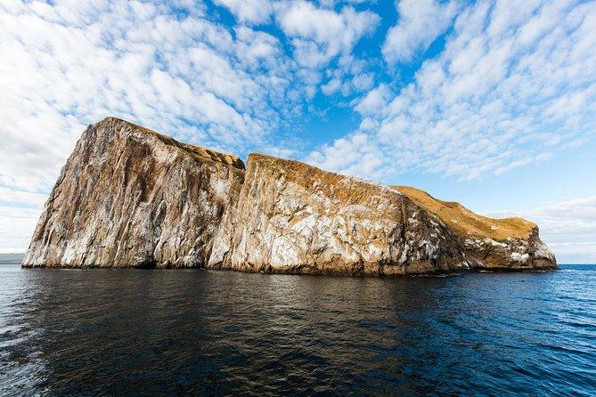Kicker Rock dia de viagem da ilha de San Cristobal em Galápagos