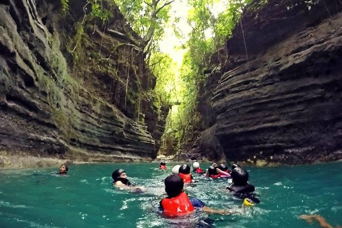 Cebu Canyoneering + Whale Shark Watching