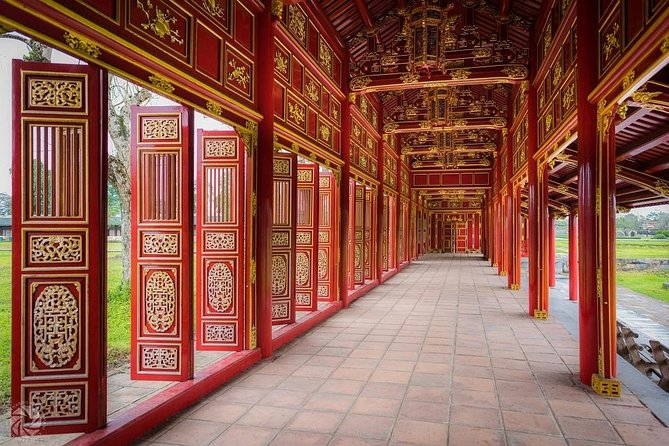 Private Full-Day Tour of Hue from Danang
