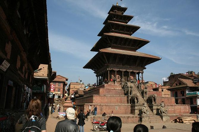 Kathmandu och Boudhanath Tour